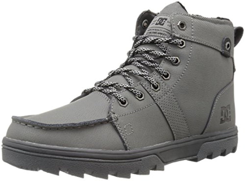 DC Shoes Men'S Woodland Outdoor Winter Boots Hi Top Shoes