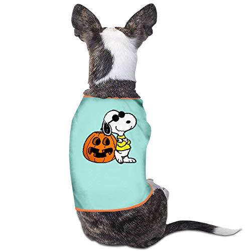 (Smile Shop Halloween-Kürbis-Kostüm, lustiges Hunde-Kostüm)