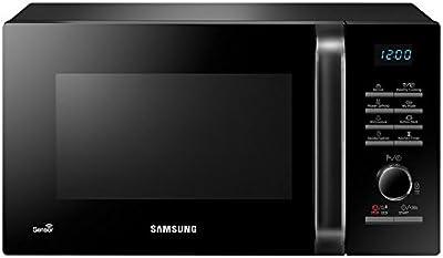 Samsung MS23H3125AK Encimera 23L 750W Negro - Microondas (Encimera, 23 L, 750 W, Giratorio, Tocar, Negro, Retirable)