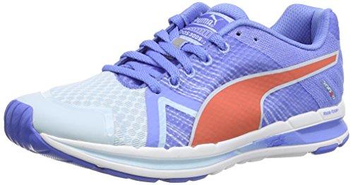 Puma - Faas 300 S V2 W, scarpe da ginnastica  da donna Blu(Blau (Omph/Umrn/H.Crl))