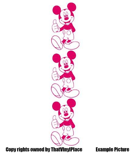3-topolino-disney-adesivi-60-cm-x-12-cm-scegli-il-colore-18-colori-in-magazzino-camera-da-letto-stan