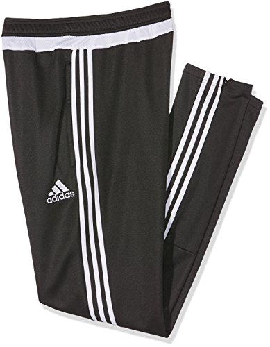 adidas Herren Tiro 15 Training Pant Trainingshose, Black/White, 2XLT (Pants Adidas Tiro Training)