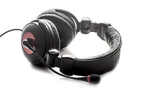 PLAYSONIC 2Wired Gaming Headset (PS4/Nintendo DS/Playstation Vita/PC DVD/Mac)–[Edizione: Vereinigte Königreich]