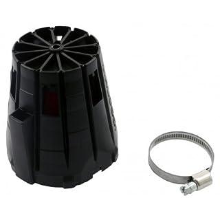 Luftfilter MALOSSI E5 PHBL off set schwarze Kappe für GILERA SMT 50 2T LC