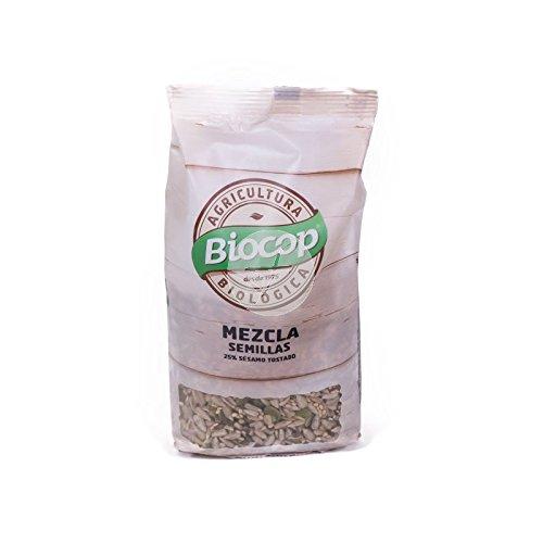 Biocop - Mezcla Semillas Sésamo tostado Biocop 250g