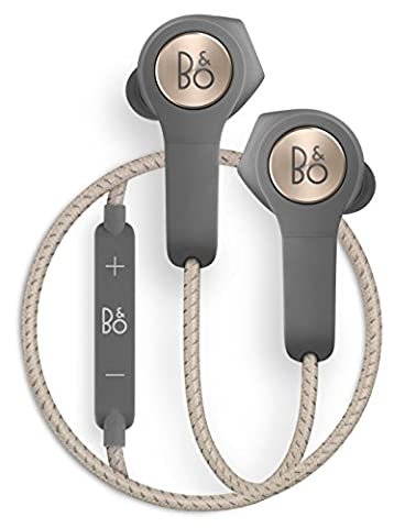 B&O Play by Bang & Olufsen H5 Drahtlose In-Ear-Kopfhörer, Charcoal Sand