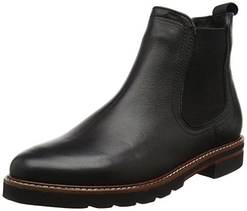 Dune Women's Quart Chelsea Boots, Black (Black), 6 UK 39 EU