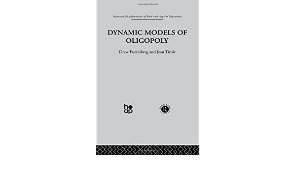 Dynamic Models of Oligopoly: Volume 2 (Fundamentals of Pure and Applied Economics)