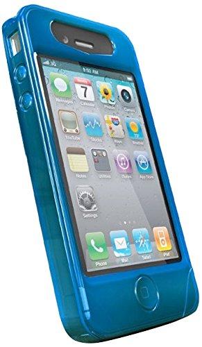 iSkin vibes FX Schutzhülle blau für Blackberry Curve 8900 Iskin Vibes Für Blackberry