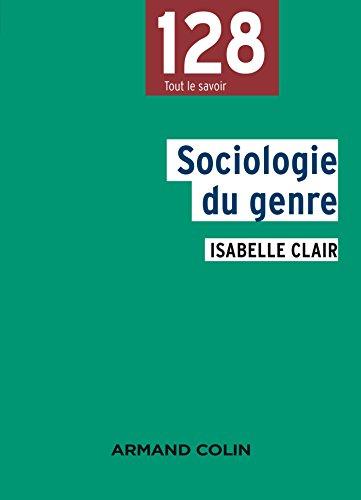 Sociologie du genre - NP