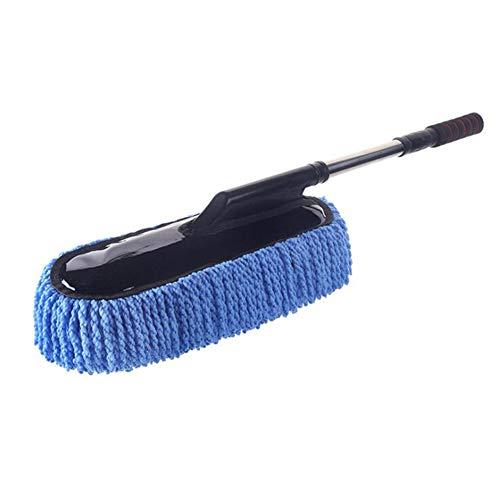 CASEY-L Autowaschbürste, Autozubehör, Wachs, Staub, Wischen, Auto-Mopp, Auto-Waschen, weiches Bürsten-Reinigungswerkzeug, spezielles, weiches, verletzt das Auto Nicht