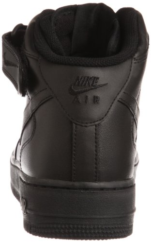 Nike Herren Air Force 1 Mid 07 High-Top Schwarz