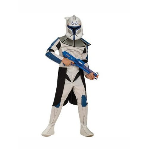 Rubie 's – Kinder-Kostüm Clone Trooper Rex Deluxe in Box -