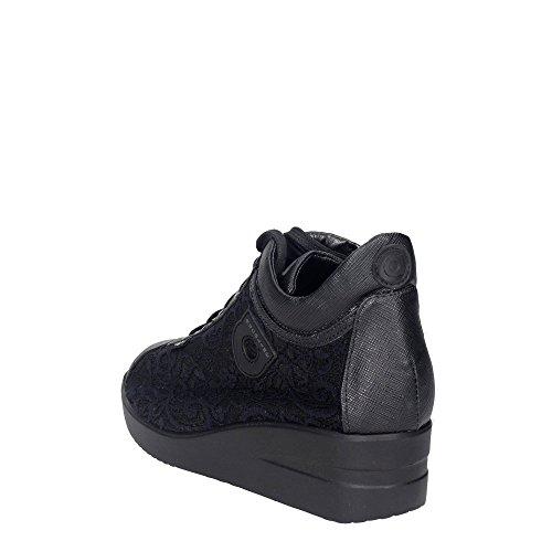 AGILE BY RUCOLINE 226(A18) Sneakers Bassa Donna Nero