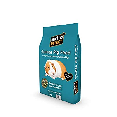 Extra Select Complete Guinea Pig Mix, 15 kg by Extra Select