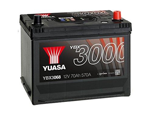 Yuasa YBX3068SMF starter batteria