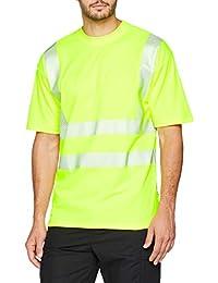 Amazon.it  Giallo - Ristorazione   Abbigliamento da lavoro e divise ... 7b06430e6a09
