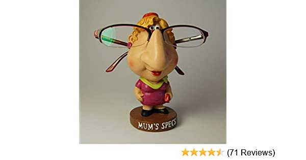 ad78416d9848 Comical Mum Spectacles Stand   Holder  Amazon.co.uk  Kitchen   Home