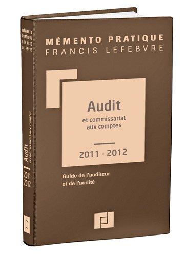 Audit et Commissariat aux comptes 2011-2012