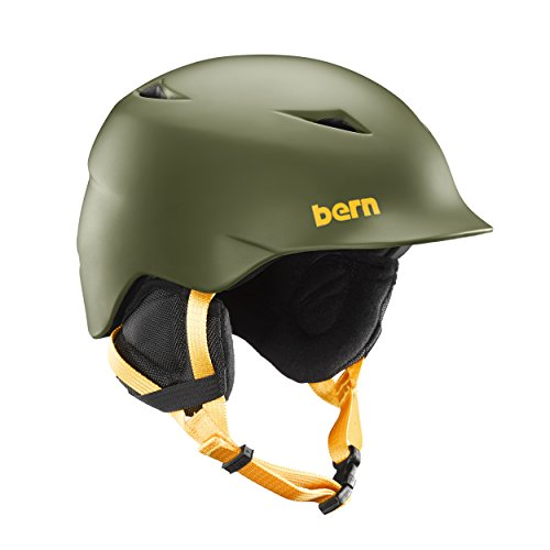 Bern Jungen Camino Helm, Matte Olive Green, Small/Medium Preisvergleich