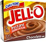 Jell-O Chocolate Pudding and Pie Filling 110g
