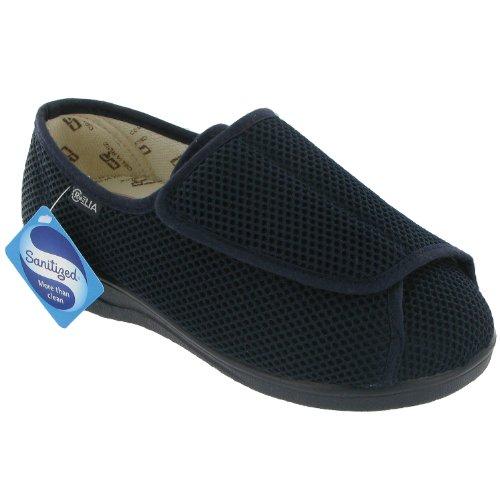 mirak-celia-ruiz-300-breite-sommer-damen-schuhe-39-eur-marineblau