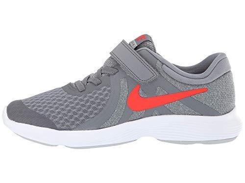 finest selection 422ae c919b Nike Revolution 4 (PSV), Zapatillas de Deporte para Niños, (Cool Habanero