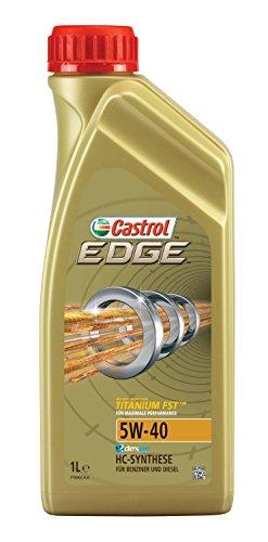 Castrol EDGE Motorenöl 5W-40 1L- vom Hersteller eingestellt