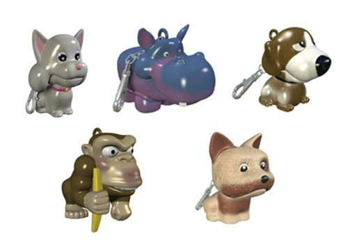 westinghouse-29085-5-animal-keychain-light-set-5-piece-set