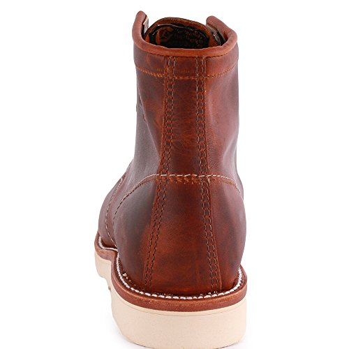 Chippewa 1901M22 Hommes Ankle Boots Tan