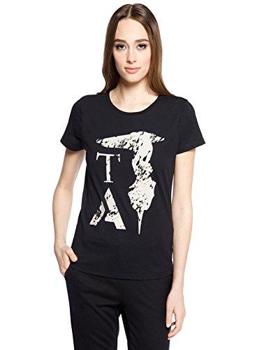 Trussardi action t-shirt donna, m, nero