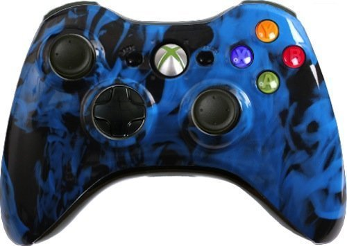 roller Blue Fire Special Edition by Evil Controllers by Evil Controllers ()