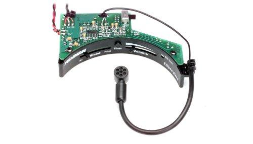 Fishman Ellipse Matrix - Unidad de amplificación de sonido con micrófono para guitarra