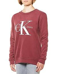 Sweatshirt Calvin Klein Jeans HWK Garnet