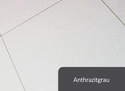 Fliesen Farben (2K Fliesenlack Wand & Bodenfliesen Lack Fliesenfarbe in RAL-Farben seidenglänzend | BEKATEQ Bodenfliesen Lack Wandfliesen Fliesen Lack Badsanierung Badezimmer Fliesen Streichen in Bad, Flur, Küche Lackieren | 2-K Fliesenlack Wand (1KG, RAL7016 Anthrazitgrau))