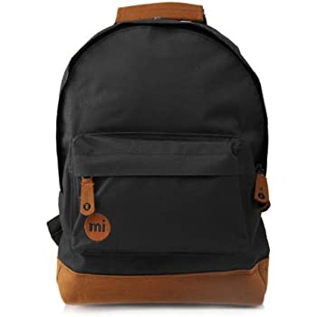 cb9280193d7 Mi Pac Mini Backpack | Great Fashionable School Bag, Travel Bag Or Daypack  | Lightweight & Compact 10.5L | Quality Small Rucksack | Style - Classic  Black ...