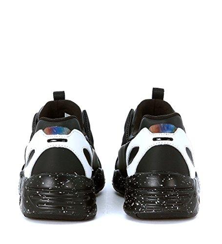Puma Alexander McQueen MCQ DISC Herren Sneaker Schwarz (Black/White)