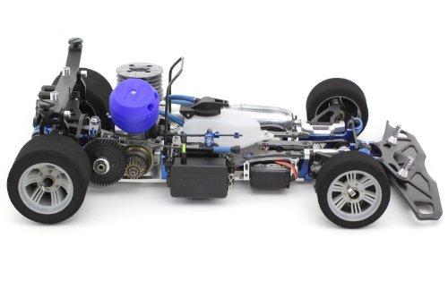 RC Rennwagen kaufen Rennwagen Bild 1: KM-Racing 31201000 Ferngesteuertes RC Auto KM K8 Killer Eight GP On-Road Wettbewerbsfahrzeug 4WD M1:8*