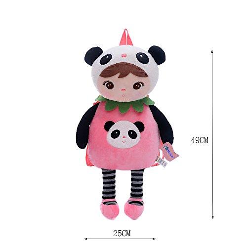 *Sac à Dos pour Enfants/Sac pour Tout-petits – Dessin Animé Panda Peluche Bébé Enfants Sacs à Bandoulière – Keppel Style par Metoo prêt à acheter
