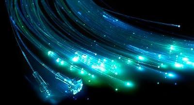 Lunartec Glasfaser-Sternenhimmel mit Farbwechsel & Fernbedienung von Lunartec - Lampenhans.de