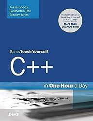 Sams Teach Yourself C++ in One Hour a Day (Sams Teach Yourself...in One Hour)