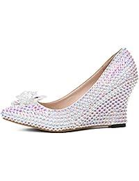 Amazon novia cunas es y Zapatos complementos 8Hr8pq 5563bfaced11