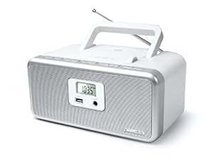 muse m 29 rdw tragbares radio mit cd spieler pll tuner. Black Bedroom Furniture Sets. Home Design Ideas