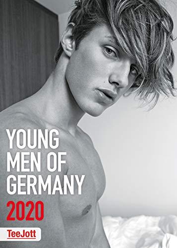 Young Men of Germany 2020: Kalender 2020 (Calendars 2020)