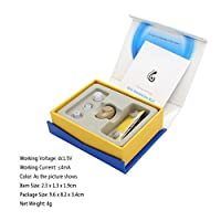 in Ear Hearing Aid AXON K-83 Sound Amplifier Soft Earplugs Personal Health Care