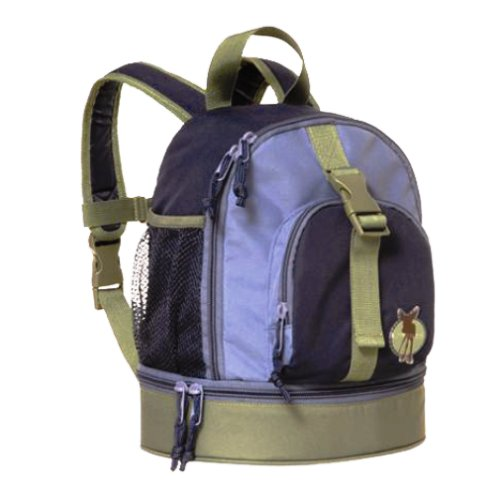 Lässig LMBP10300 - Classic Mini Backpack, Design: Sporty, Farbe: royal Preisvergleich