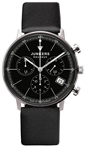 Junkers Women's Quartz Watch with Chronograph Quartz Leather 60892
