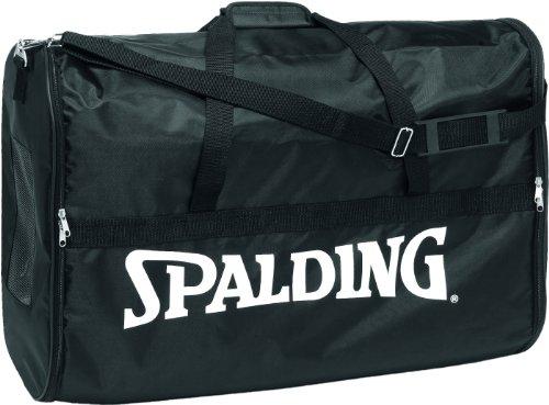 Spalding 300450701 - Bolso blando para balones, color negro