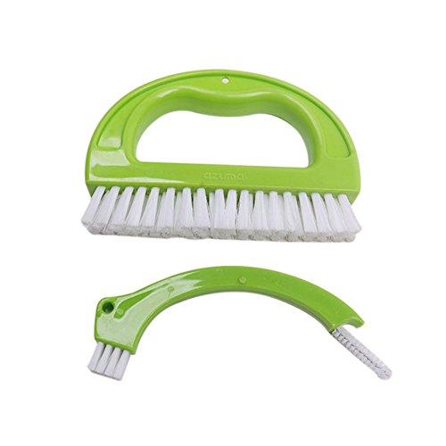 lzn Fugenpinsel Fliesenfugenreiniger Reinigungswerkzeug für Badezimmer Küche Duschwannen Wannen