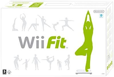 Wii Fit with Balance Board (Wii) [Nintendo Wii] by Nintendo